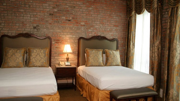 Historic French Market Inn Room