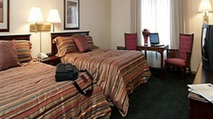 Galles Hotel Room