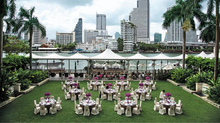 The Peninsula Bangkok Meeting