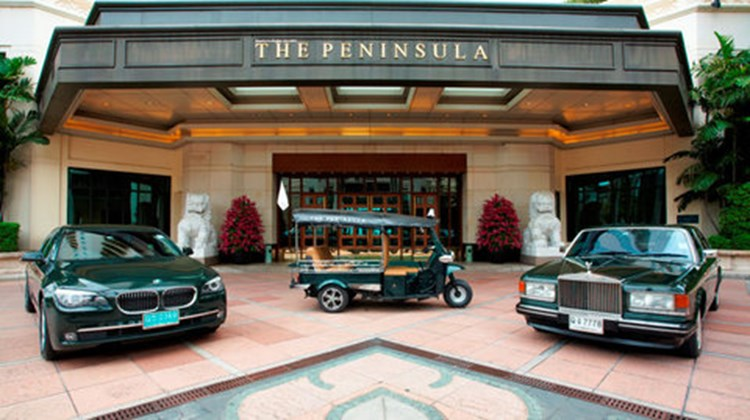 The Peninsula Bangkok Other