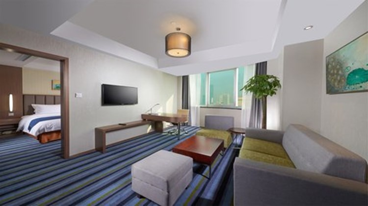 Holiday Inn Express Hefei Downtown Suite