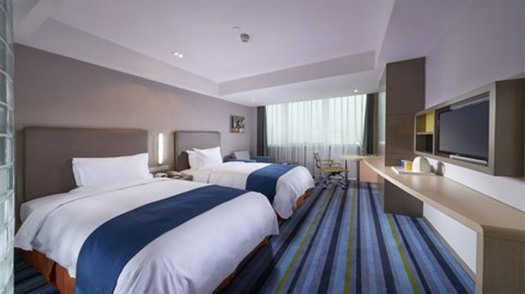 Holiday Inn Express Hefei Downtown Room