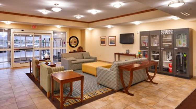 Candlewood Stes Grand Junction NW Lobby