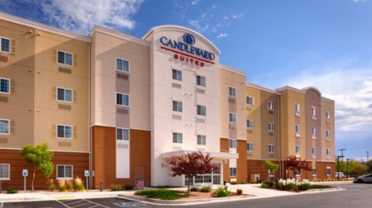 Candlewood Stes Grand Junction NW Exterior