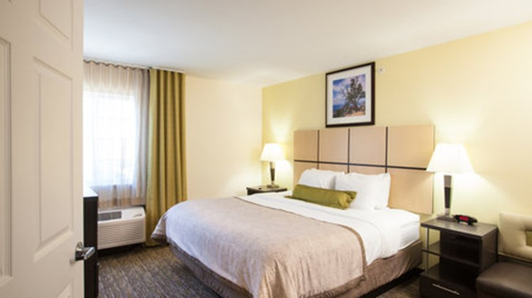 Candlewood Suites New Braunfels Room