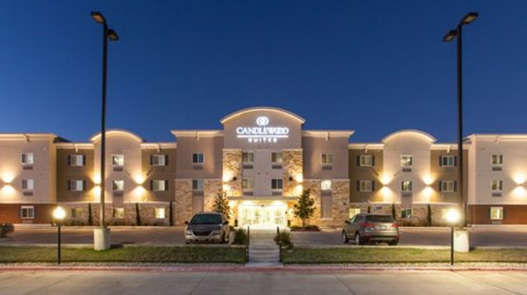 Candlewood Suites New Braunfels Exterior