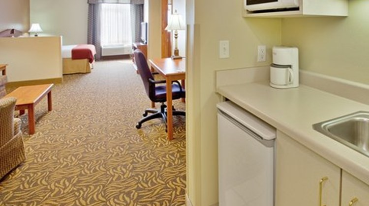 Holiday Inn Express Room