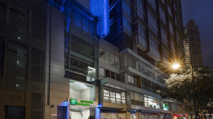 Holiday Inn Express - Causeway Bay Exterior