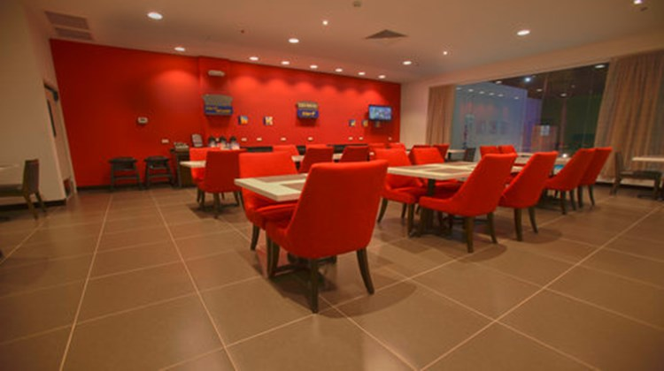 Holiday Inn Express Tegucigalpa Restaurant