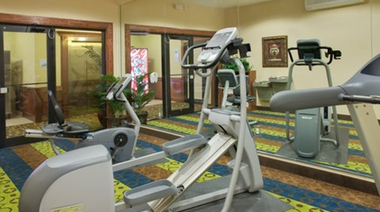 Holiday Inn Express & Suites Galveston W Health Club
