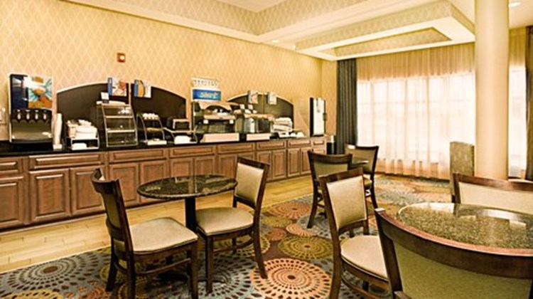 Holiday Inn Express Suites Bossier Restaurant