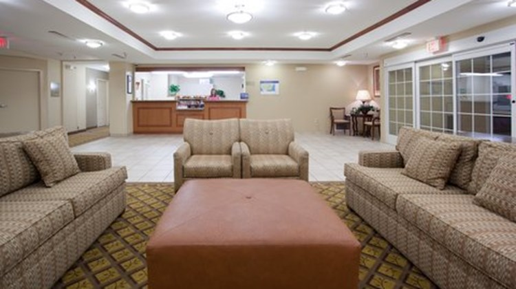 Candlewood Suites Lobby