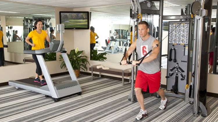 Candlewood Suites Orange County Airport Health Club