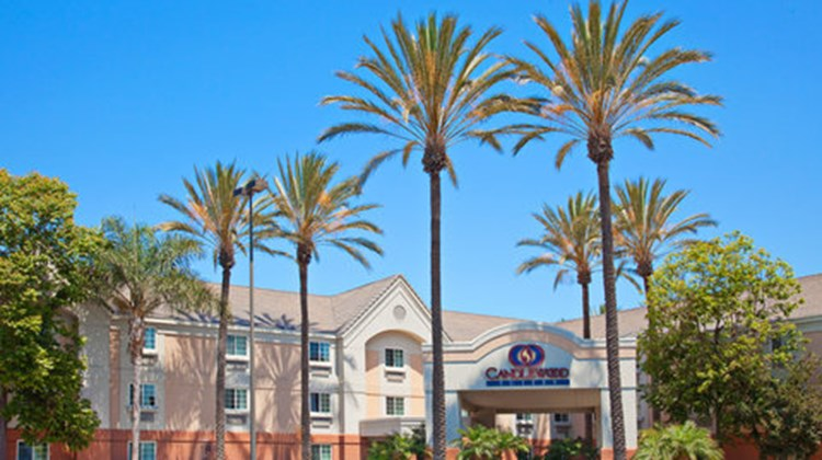Candlewood Suites Orange County Airport Exterior