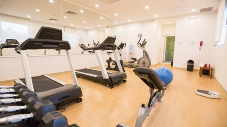 Holiday Inn Express Managua Health Club