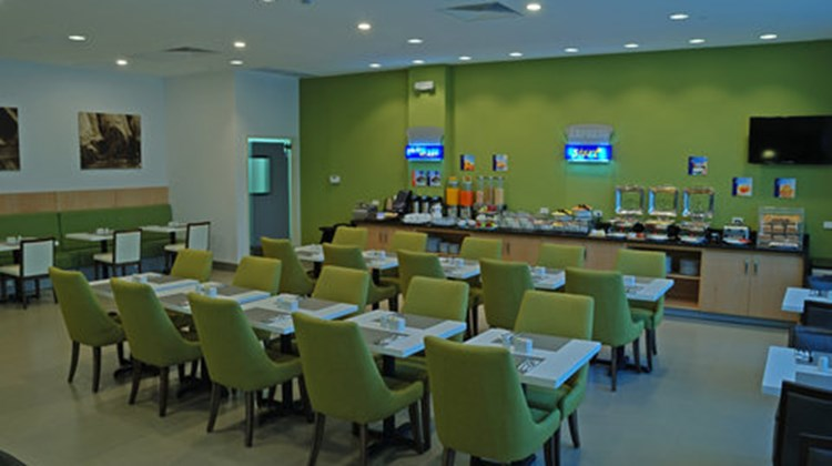 Holiday Inn Express Managua Restaurant