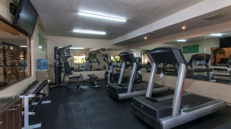 Holiday Inn Express Chihuahua Health Club