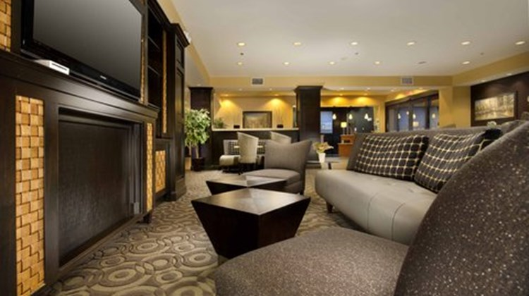 Holiday Inn Express & Suites Denton Lobby