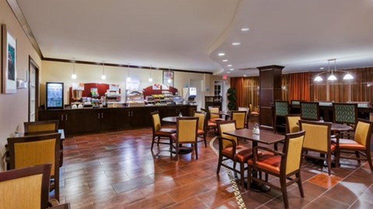 Holiday Inn Express Suites Alpine Restaurant