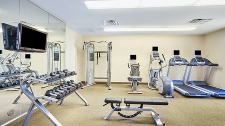 Candlewood Suites Fayetteville Health Club