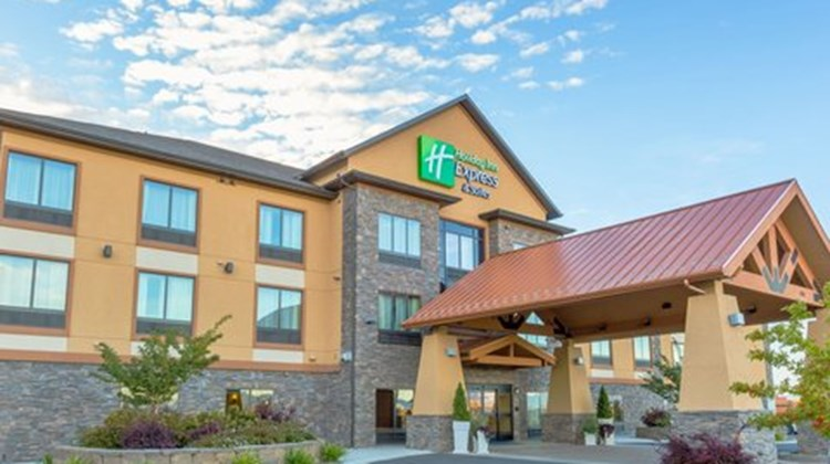 Holiday Inn Express and Suites, Helena Exterior