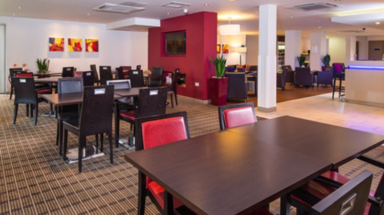 Holiday Inn Express Midlands Airport Restaurant