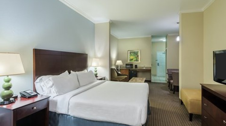Holiday Inn Express New Iberia Suite