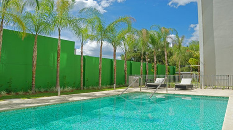 Holiday Inn Express Tegucigalpa Pool