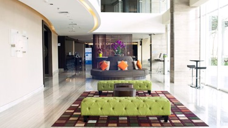 Holiday Inn Express Surabaya CenterPlaza Lobby
