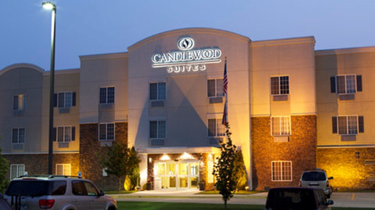 Candlewood Suites Champaign Exterior