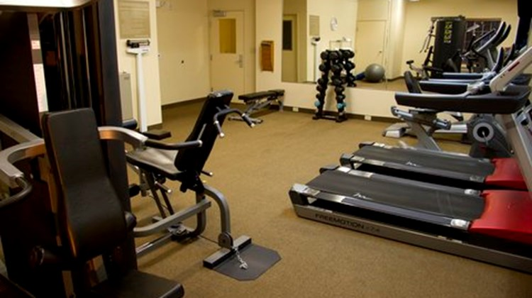 Candlewood Suites Champaign Health Club