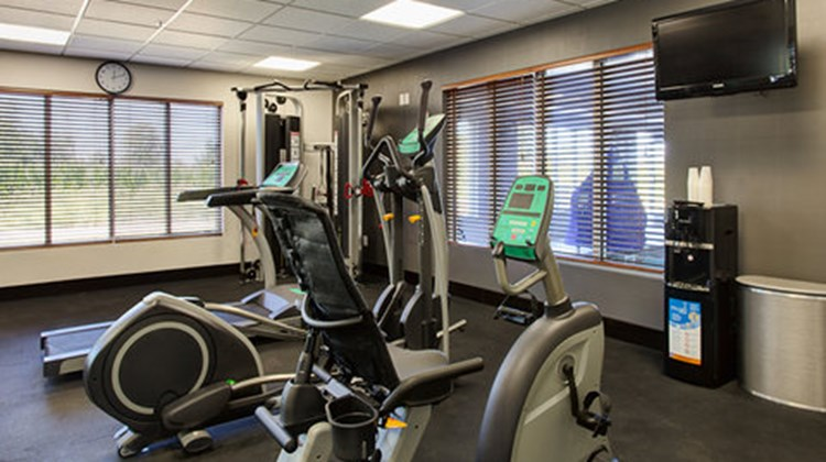 Holiday Inn Express & Suites N Freemont Health Club