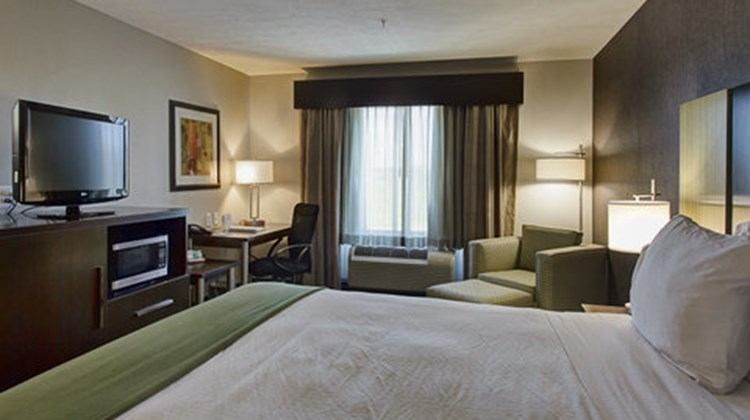 Holiday Inn Express & Suites N Freemont Room
