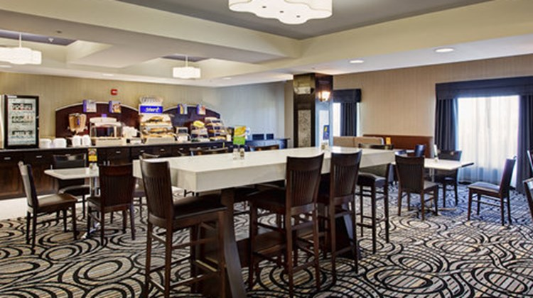 Holiday Inn Express & Suites N Freemont Restaurant