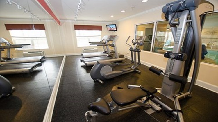 Holiday Inn Express & Suites LaGrange Health Club