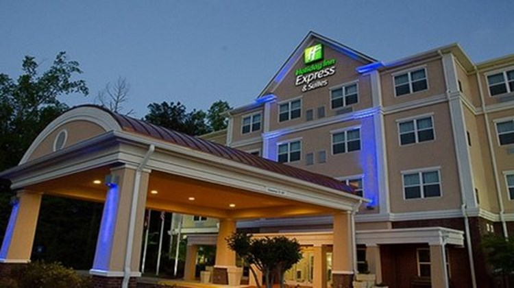 Holiday Inn Express & Suites LaGrange Exterior