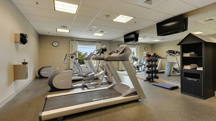 Holiday Inn Express & Suites Gonzales Health Club