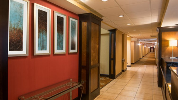 Holiday Inn Express & Suites Wauseon Lobby