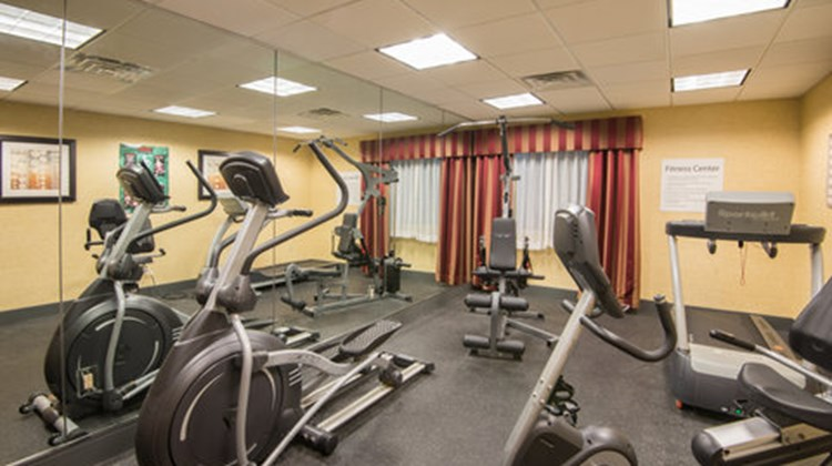 Holiday Inn Express & Suites Wauseon Health Club