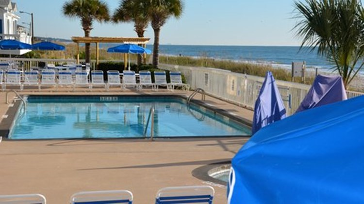Holiday Inn Oceanfront at Surfside Beach Pool