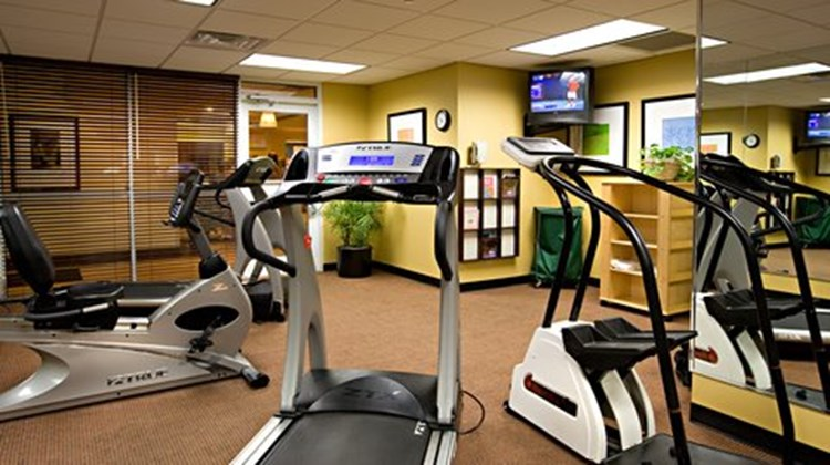 Holiday Inn Oceanfront at Surfside Beach Health Club