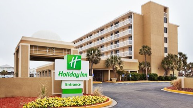 Holiday Inn Oceanfront at Surfside Beach Exterior