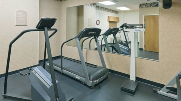 Holiday Inn Express Evansville West Health Club
