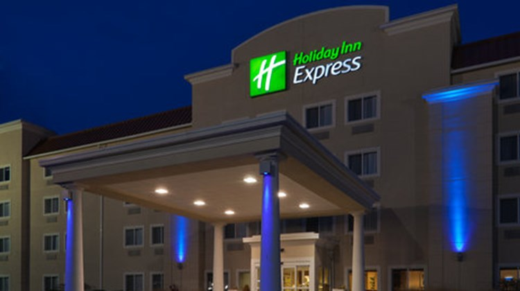 Holiday Inn Express Evansville West Exterior