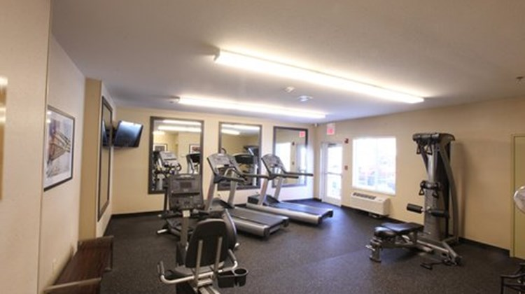Candlewood Suites St Joseph Health Club