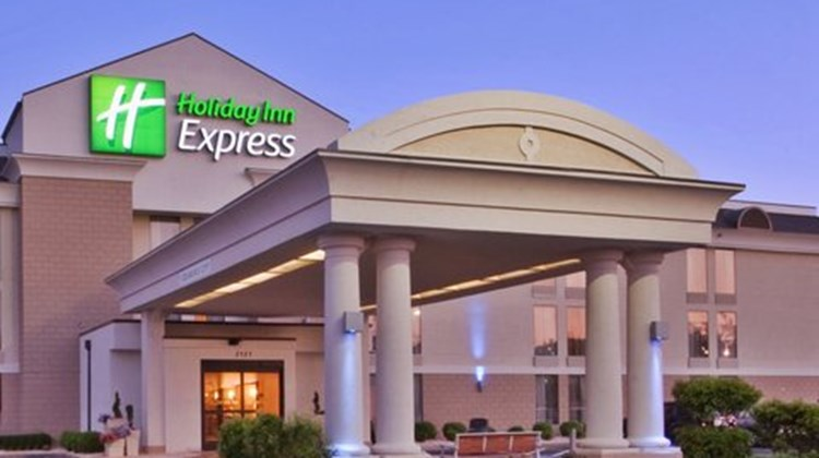 Holiday Inn Express Danville Exterior