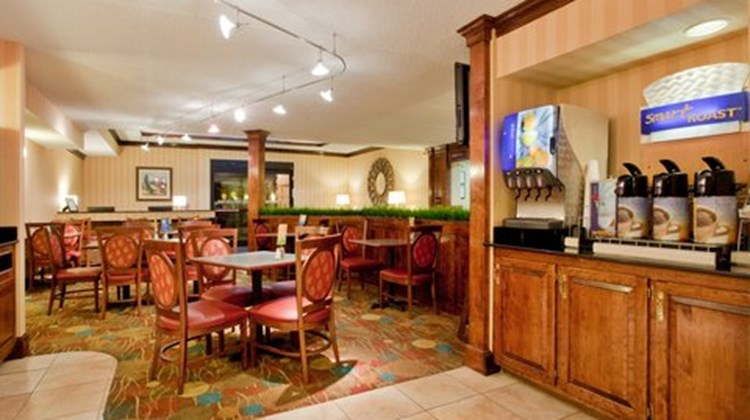 Holiday Inn Express Danville Restaurant
