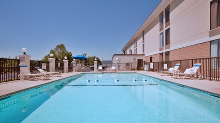 Holiday Inn Express Danville Pool