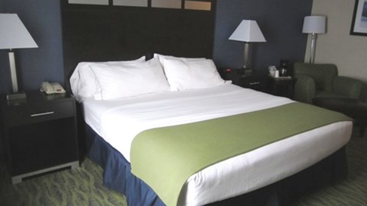 Holiday Inn Express & Suites Dubois Room