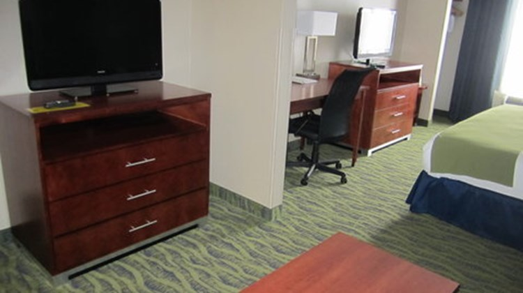Holiday Inn Express & Suites Dubois Suite